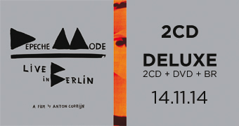 Depeche Mode - Live In Berlin DVD